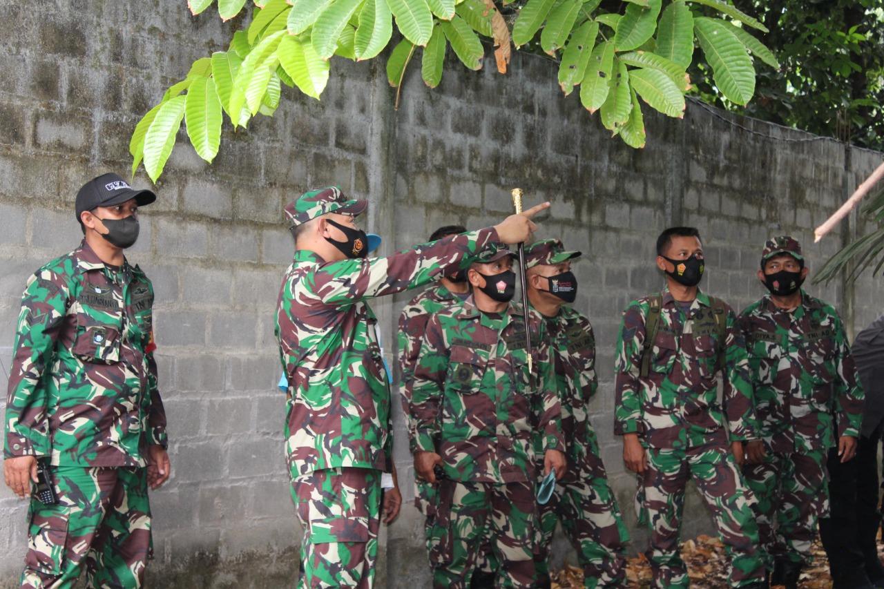 TMMD Reg ke 111 Resmi Dibuka, Dandim Kota Yogyakarta Optimis Selesaikan Sasaran Tepat waktu